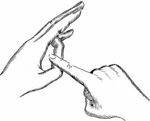dowsinghand